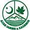 Azad Kashmir Logo