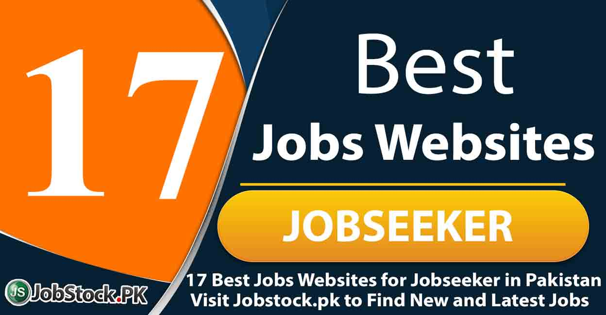 Best Jobs Sites in Pakistan For JobSeekers