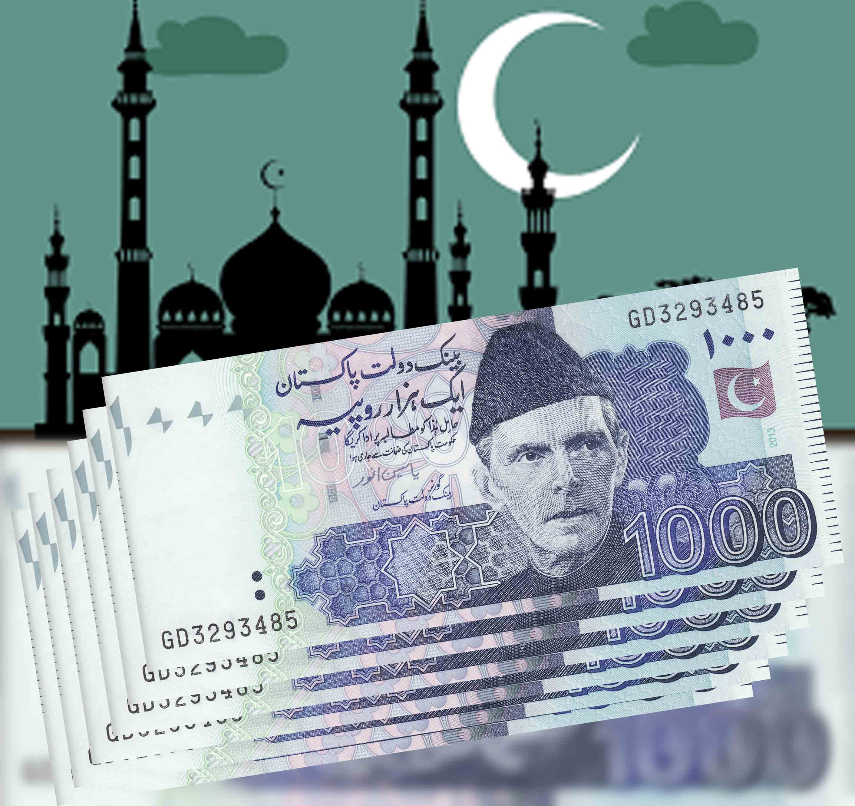 Pak Government Employees Get Salary And Pension Before Eid Ul Fitr By 21 May