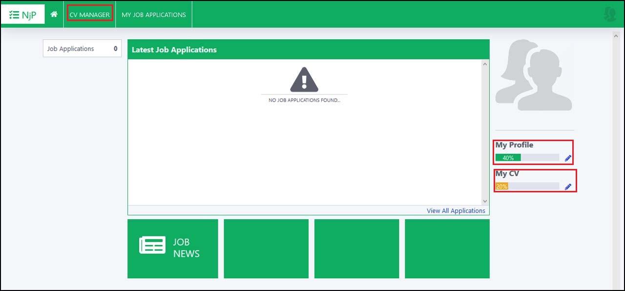 Step 6 Register Your Account Njp National Jobs Portal