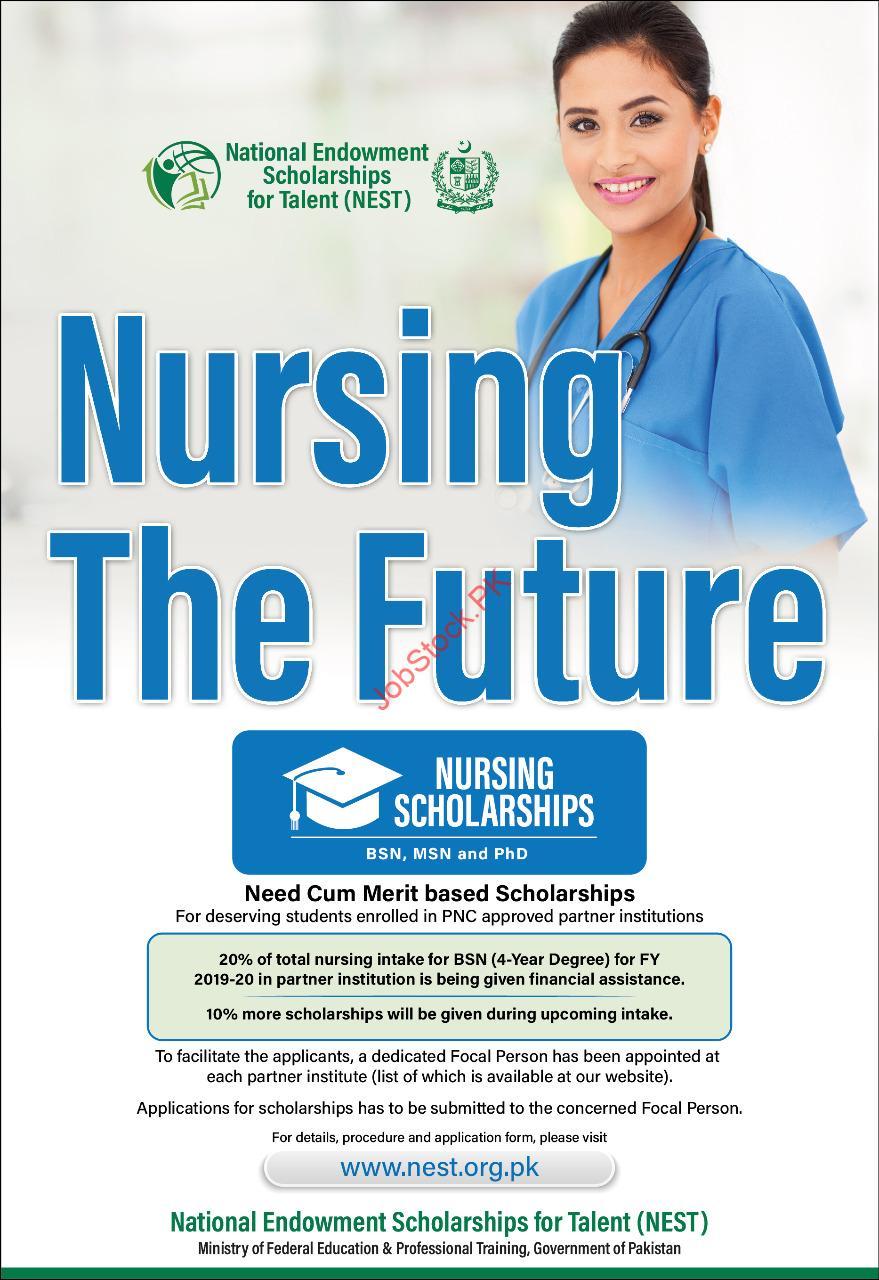 Nursing Scholarship 2021