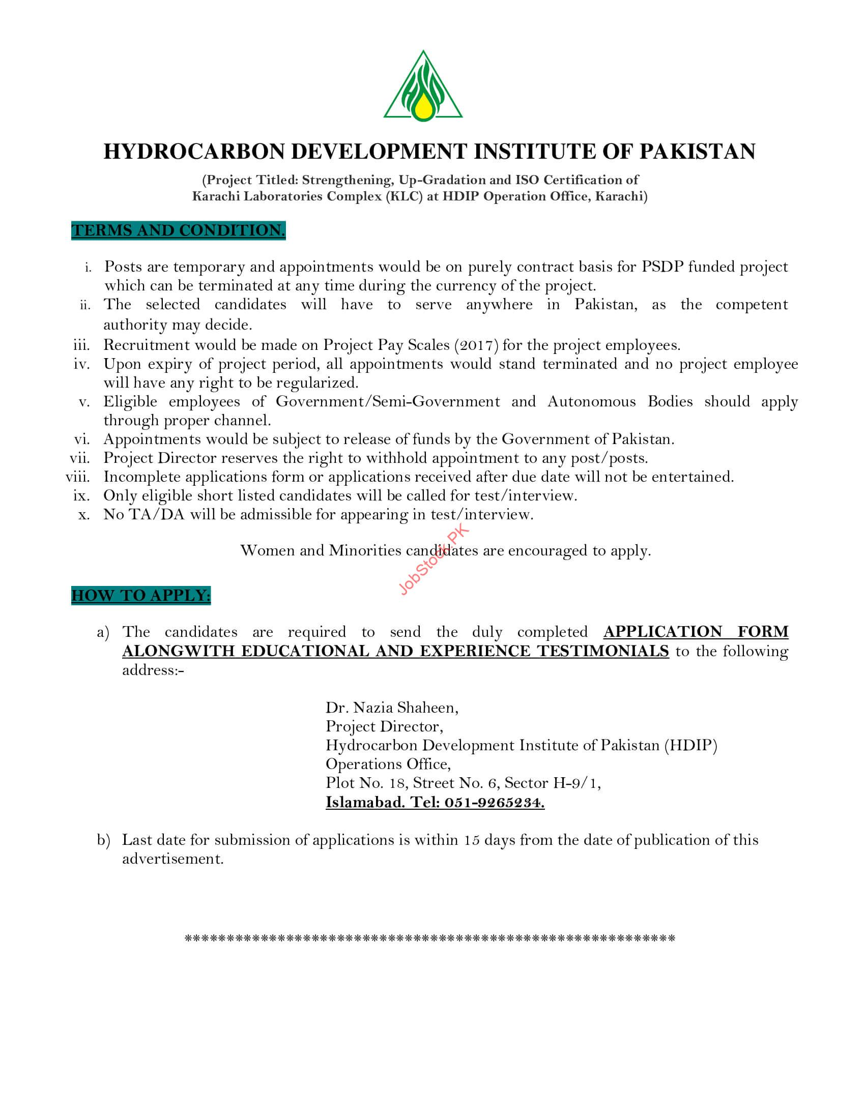 Hdip Application Form Page 2